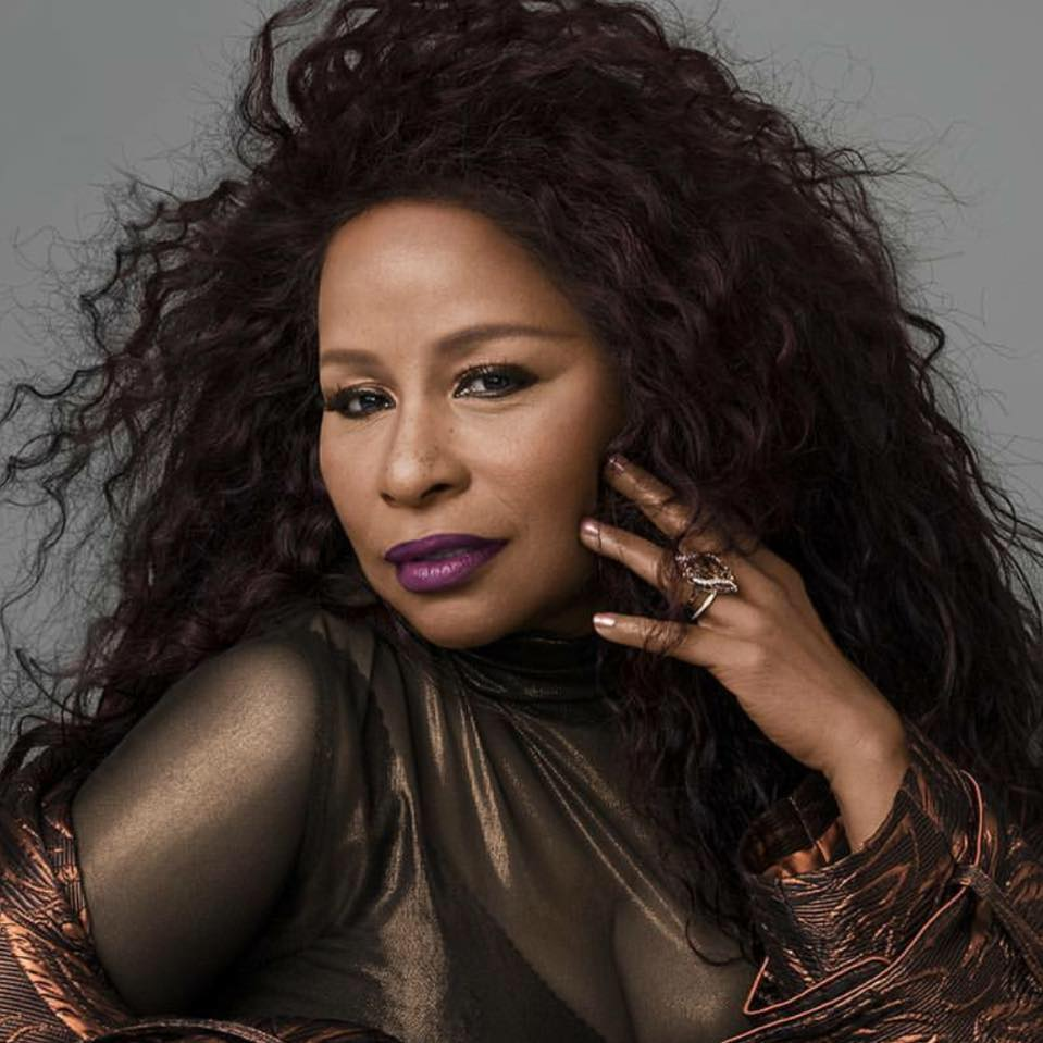 The 68-year old daughter of father (?) and mother(?) Chaka Khan in 2021 photo. Chaka Khan earned a  million dollar salary - leaving the net worth at  million in 2021