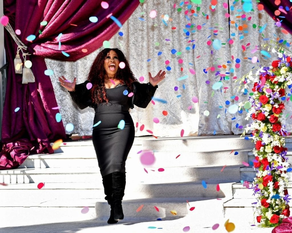Chaka Khan Rose Parade Grand Marshal 2019